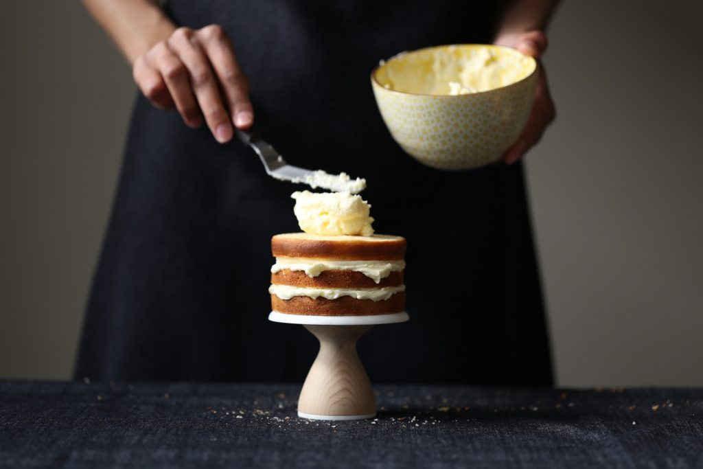 Mini Naked Layer Cake