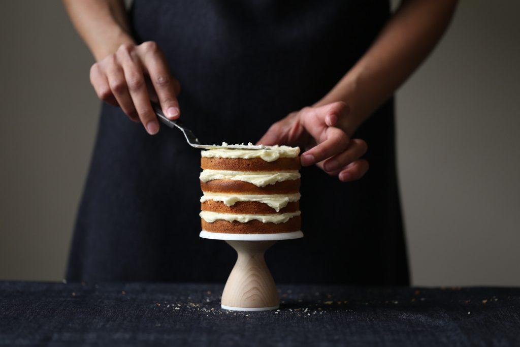 Mini Naked Layer Cake
