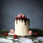White Chocolate, Raspberry and Coconut Cake