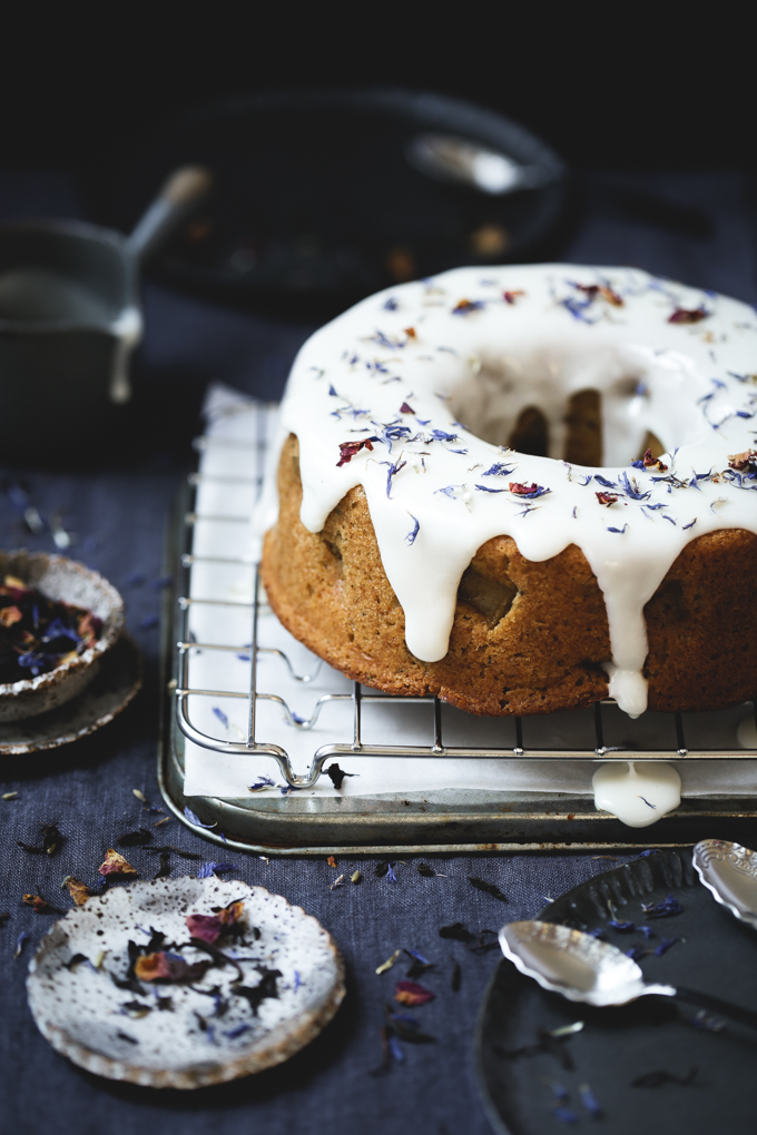 Apple & Earl Grey Teacake | The Polka Dotter