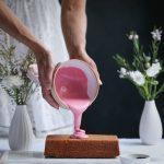 Persian Love Blood Orange Cake | The Polka Dotter