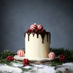 White Chocolate Raspberry and Coconut Cake