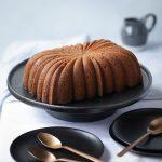 Lemon and Elderflower Syrup Cake | The Polka Dotter