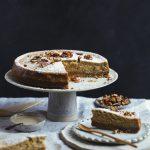 Pumpkin Chai Cheesecake | The Polka Dotter